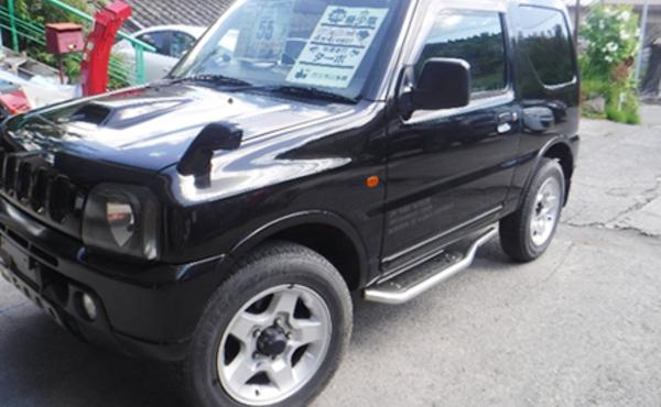 H11年式 中古車 ジムニー KANSAI